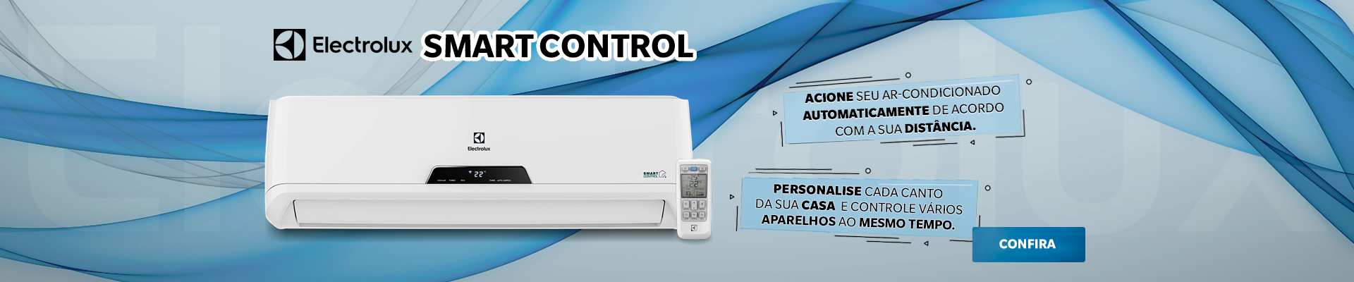 Electrolux Smart Control